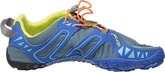 Vibram Fivefingers Mens V Trail Running Shoes, Blue (Tapestry/Blue Tapestry/Blue), 11.5/12 UK