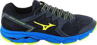 Mizuno Mens Wave Ultima 10 Low-Top Sneakers, Multicolour (O Blue/Syellow/Blue 001), 9.5 UK