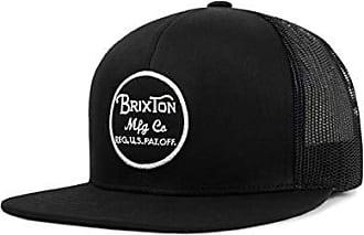 Brixton Mens Wheeler Medium Profile Adjustable Mesh Hat 51817607b923