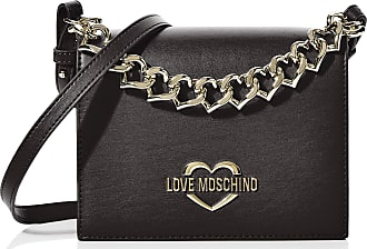 Love Moschino Jc4043pp1a Womens Top-Handle Bag, Black (Nero), 8x16x20 centimeters (W x H x L)