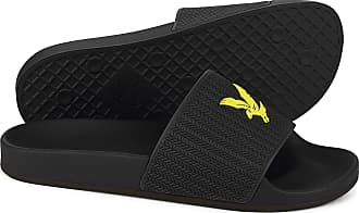 Lyle & Scott Mens Thomson Flip Flops, Black (True Black 572), 7 UK 40/41 EU