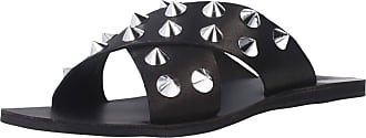 Inuovo Women Sandals and Slippers Women 478003I Black 5.5 UK