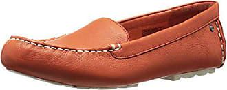 UGG Womens Milana Boat Shoe, Fire Opal, 9.5 B US