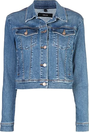 J Brand Harlow denim jacket - Azul