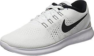 pretty nice 9f992 da5eb Nike Free Run, Zapatillas de Running para Hombre, Blanco (White Black)