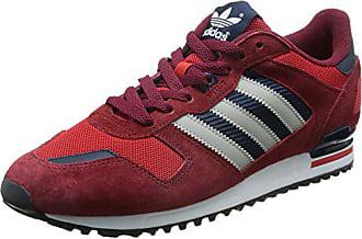 new arrival baa90 4a08c adidas Zx 700, Unisex-Erwachsene Sneakers, Rot (Collegiate BurgundyMgh  Solid