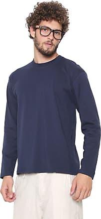 Malwee Camiseta Malwee Lisa Azul-Marinho