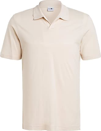 Nn.07 Piqué-Poloshirt - ECRU