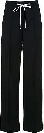 Miu Miu Wool and mohair trousers - Black
