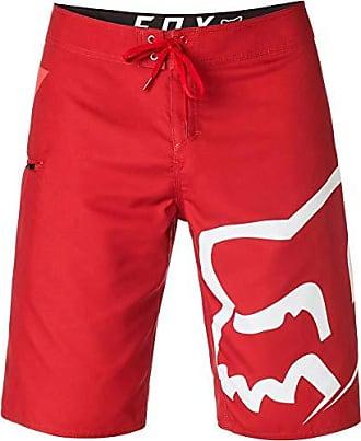 Fox Racing Patriot Mens Boardshorts Rio Red