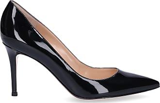 Gianvito Rossi Pumps GIANVITO 85 patent leather black