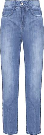 Colcci Calça Jeans Suki Por Marina Ruy Barbosa Colcci - Azul