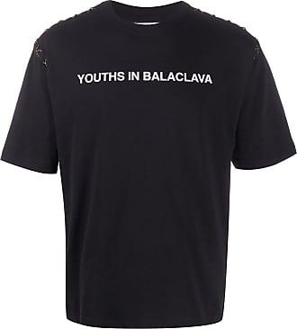 Youths in Balaclava Camiseta com detalhe de costura - Preto