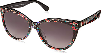 Kate Spade New York DAESHA/S FLOWERED BLACK/GREY SHADED women Sunglasses