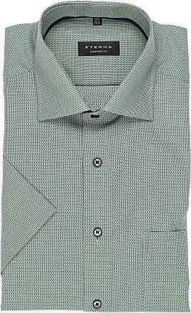 promo code 1336f 8d173 Eterna Kurzarm Hemden: Sale bis zu −50%   Stylight