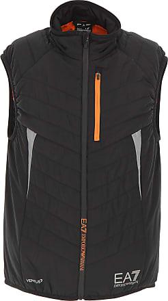 Emporio Armani Daunenjacke für Herren, wattierte Ski Jacke Günstig im Sale,  Schwarz, Polyester 1606ae7e91