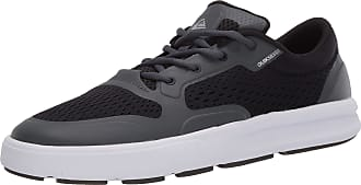 Quiksilver Mens Amphibian Plus II Water Shoe, Black/Grey/White, 12 UK