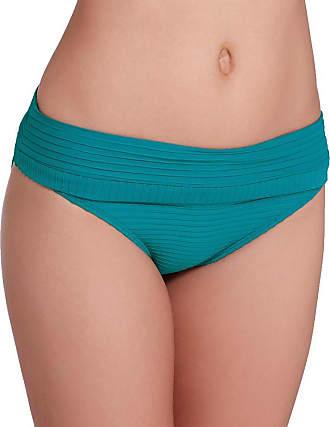 Panache Swimwear Venice Fold Top Bikini Pant SW0967 Emerald 18