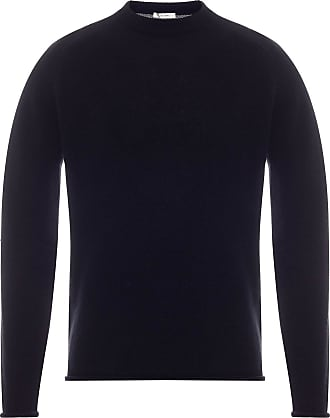 The Row Cashmere Sweater Mens Black