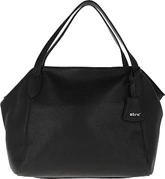 Abro Satchel Bags - Cervo Handle Bag Black Nickel - black - Satchel Bags for ladies