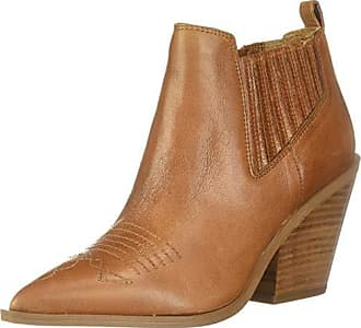 9.5 W US Camel Franco Sarto Womens Arden Ankle Boot