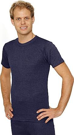 Octave 3 Pack Mens Thermal Underwear Long Sleeve V-Neck T-Shirt//Vest//Top