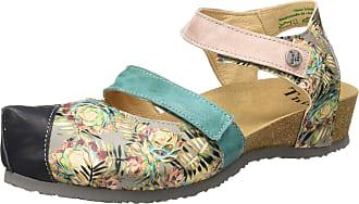 Think Womens Kessy_484376 Closed Toe Sandals, Multicolour (Multicolour 99), 3.5 UK
