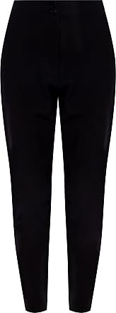 Etro Corset Fastening Trousers Womens Black