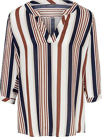 MYBC Pull-on style tunic stripes MYBC multicoloured