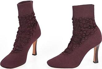 Celine 9cm Knitted Boots Größe 35,5