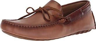 G.H. Bass & Co. Mens Wyatt Driving Style Loafer, Vachetta, 9.5 Medium US