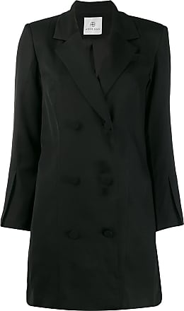 Anine Bing Francoise blazer dress - Black