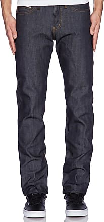 Naked & Famous Denim Naked & Famous Weird Guy Left Hand Twill Selvedge in Blue