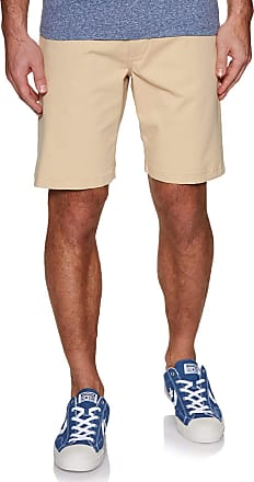 Rip Curl Traveller Walkshort Men,Chino Shorts,Shorts,Bermuda,Stretch-Material,Two Pockets,Beige,32