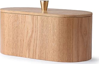 HKliving Weide aus Holz Aufbewahrungsbox - wood | 23 x 11 x 10 cm