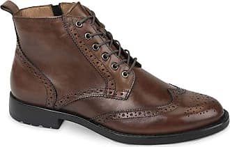 Valleverde Polacchina Mens Leather Brown Size: 11.5 UK