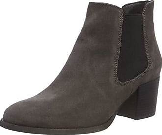 236b58f8d9ccb6 Tamaris Damen 25381-21 Chelsea Boots Grau (Anthracite 214) 40 EU