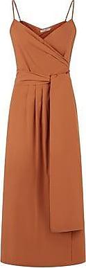 Three Graces London Martha Dress in Copper