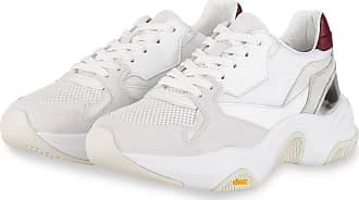 Woolrich Sneaker - WEISS/ HELLGRAU