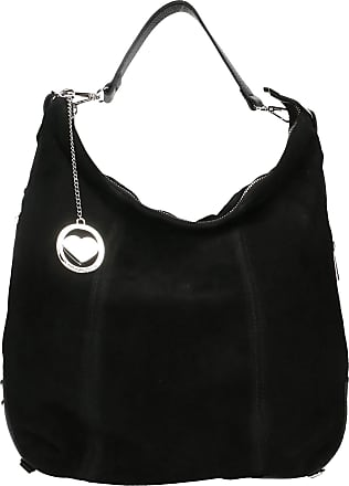 Chicca Borse Leather in Genuine Leather Made in Italy 39x37x3 cm