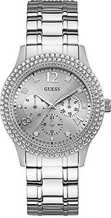 Guess Relógio Feminino Guess Aço Prata e Acabamento em Cristais 92690L0GSNA1 Multifunção