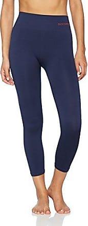Core 10 Damen Verk/ürzte Leggings mit hohem Bund