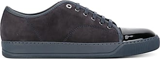 Lanvin toe-capped sneakers - Blue