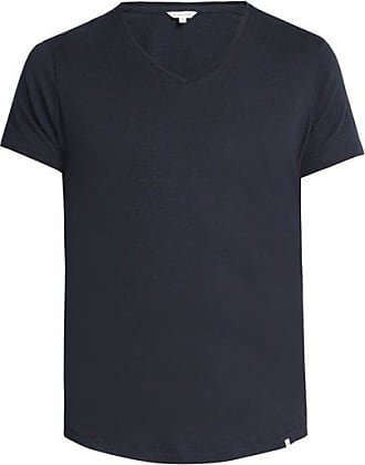 Orlebar Brown Ob-v Cotton-jersey T-shirt - Mens - Navy