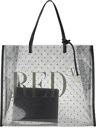 Red Valentino Tote - Tote Bag Transparent/Black - black - Tote for ladies
