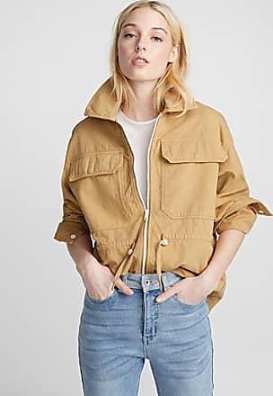 Icone Colourful denim utility jacket