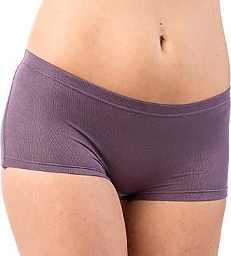 HERMKO 5700 2er Pack Damen Panty aus anschmiegsamer Baumwolle//Elastan