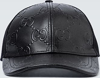 Gucci GG embossed baseball hat