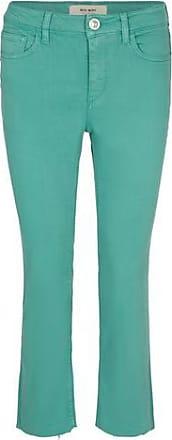 Mos Mosh Pool Green Simone Jeans - 30/uk 12 - Green