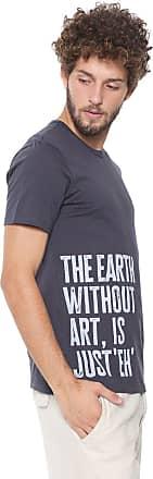 Malwee Camiseta Malwee Lettering Grafite